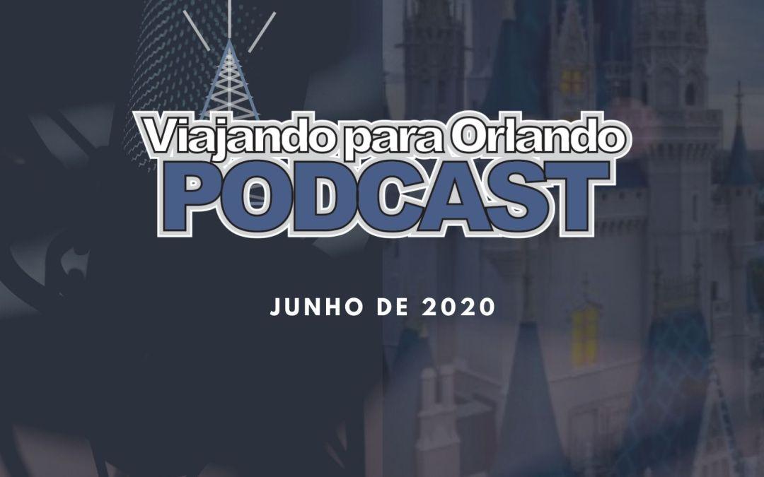 Viajando para Orlando – Podcast – 85