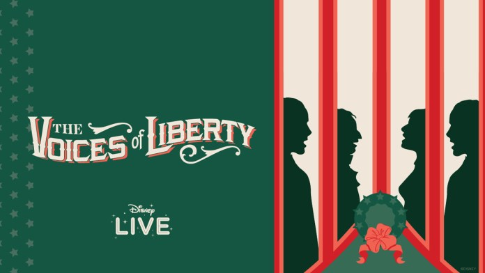 The Voices of Liberty - Disney LIVE