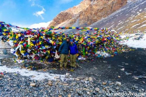 El paso mas alto del Circuito de Annapurna