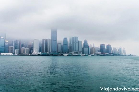 Perfil arquitectónico de Hong Kong