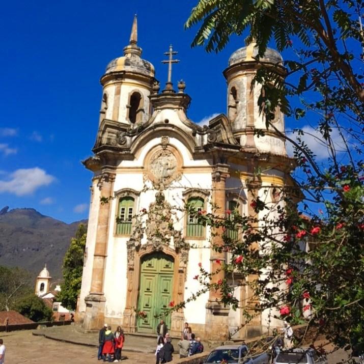 Igreja de São Francisco de Assis_Ouro Preto
