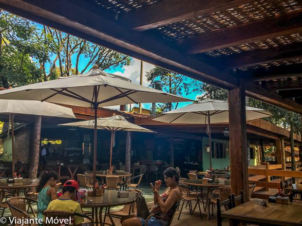 Onde comer em Macacos - São Sebastião das Águas em Nova Lima - Minas Gerais