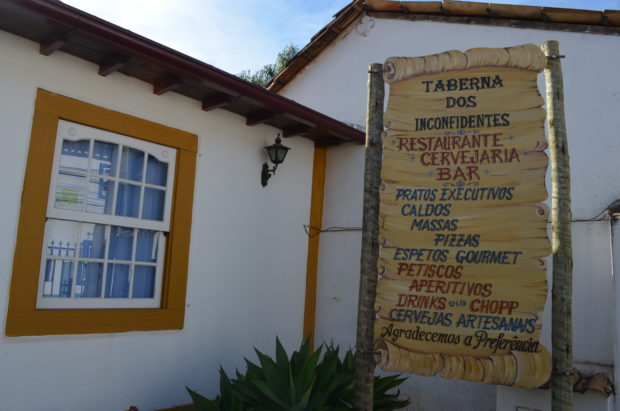 Taberna dos Inconfidentes - Restaurante e Bar