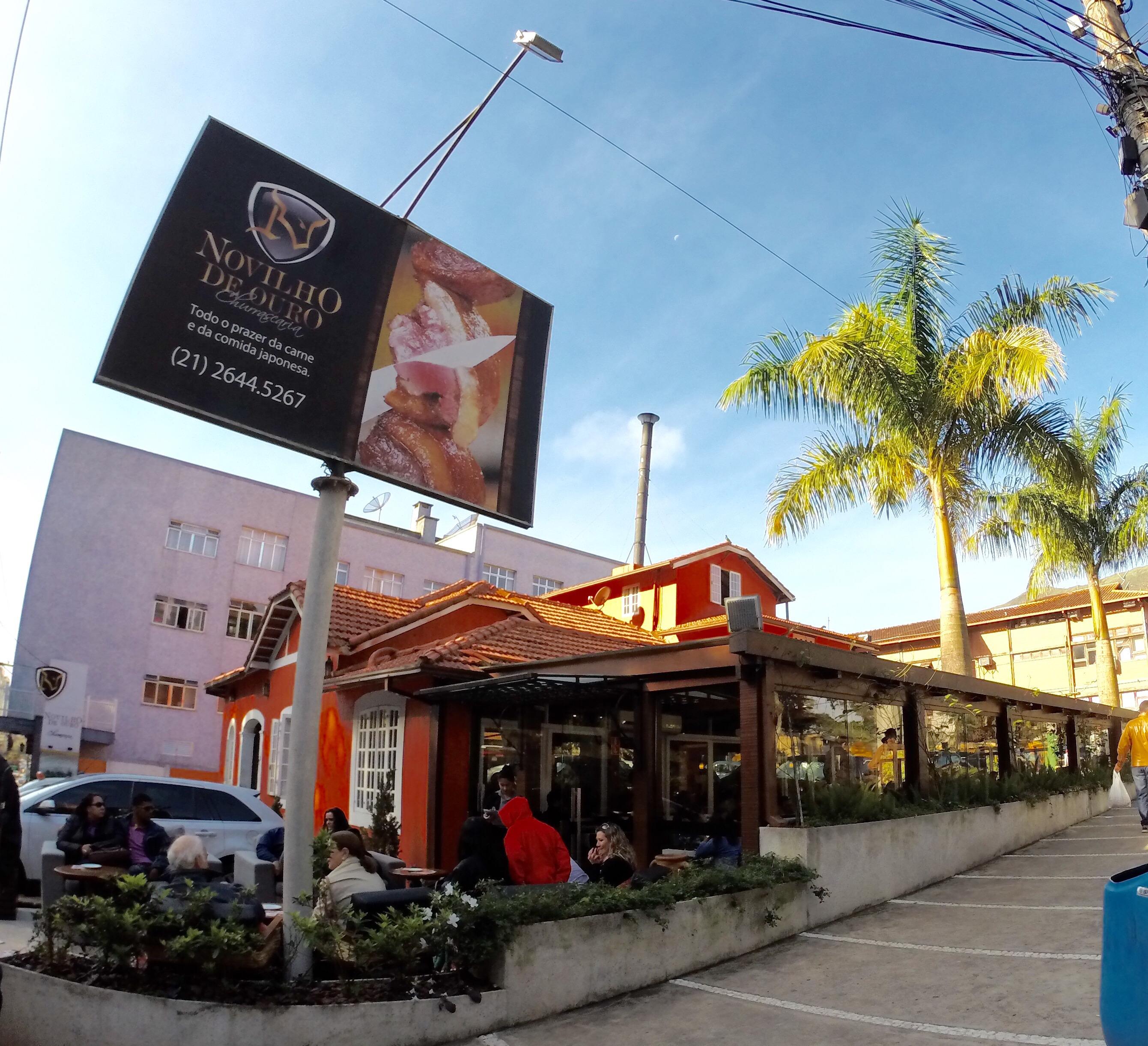 Restaurante Novilho de Ouro