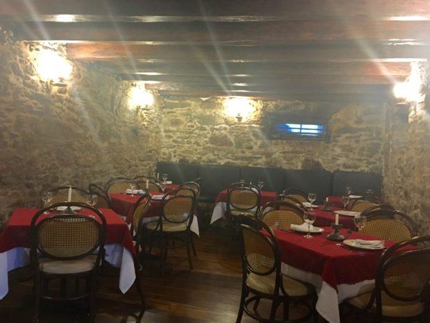 Restaurante do Hotel Luxor