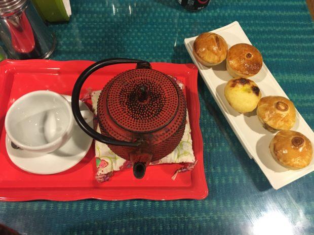 Empadinhas Gourmet no Café Cultural