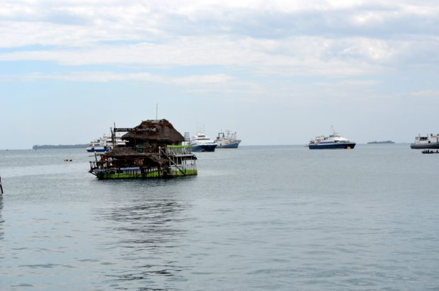 Restaurante The Dreamer's Island