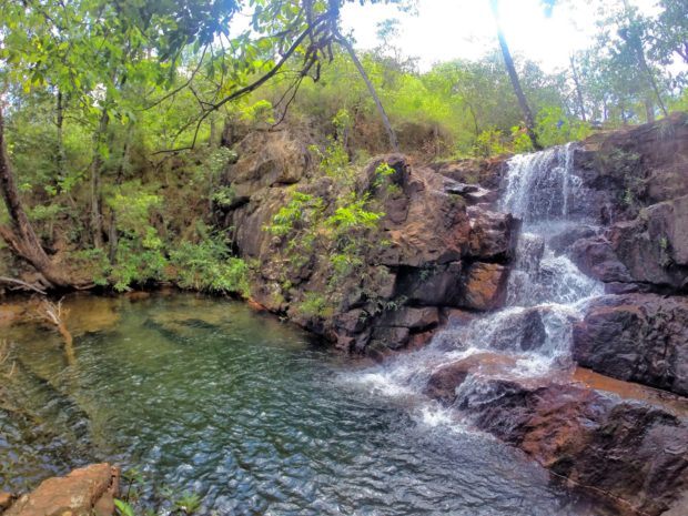 Cachoeira - Chapada Imperial
