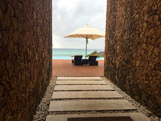 Piscina do SPA - Meliá Zanzibar