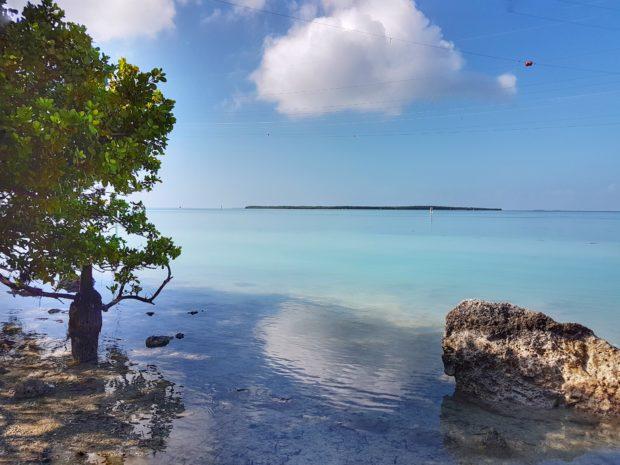Praia do Indian Key Historic State Park