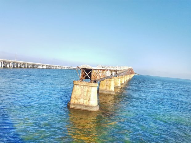 Ponte Velha em Key West