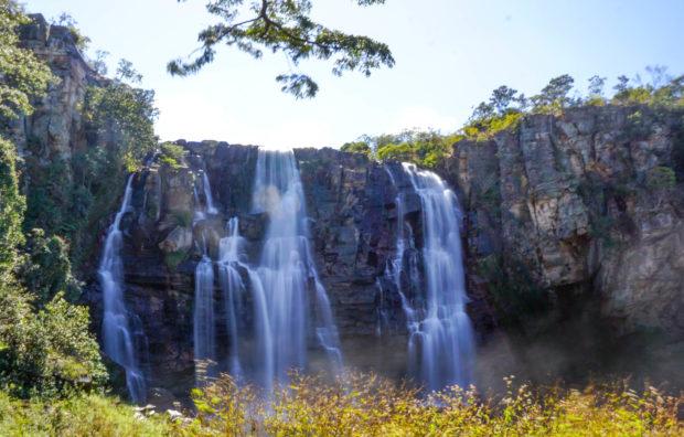 Cachoeira Salto Corumbá