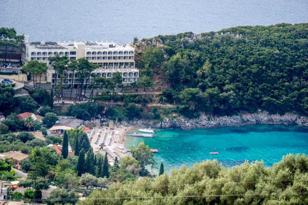 Corfu Ilhas Jônicas