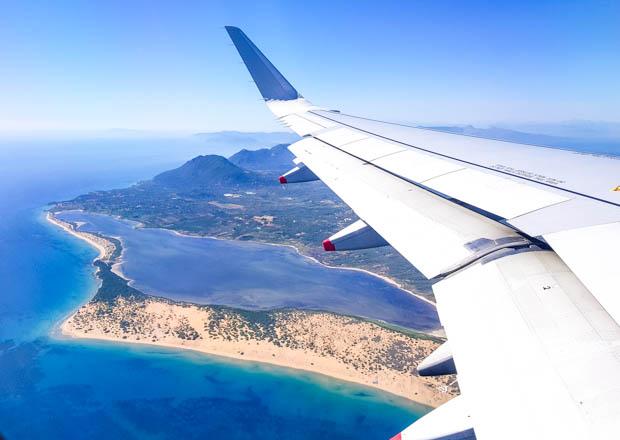 Chegando nas Ilhas Jônicas - Grécia