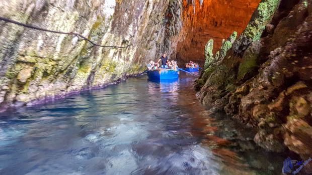 melissani cave zakynthos ilhas jonicas