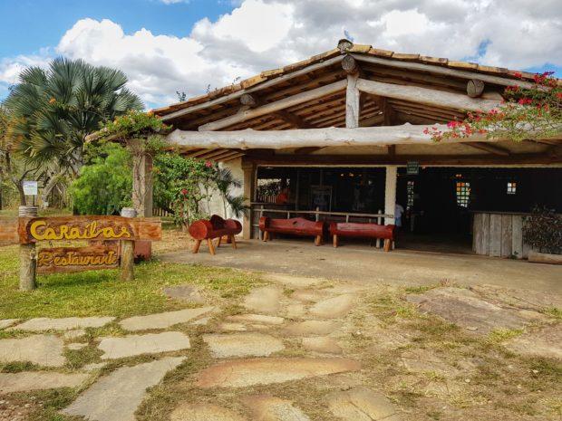 Restaurante Caraíbas em Salto Corumbá de Goiás