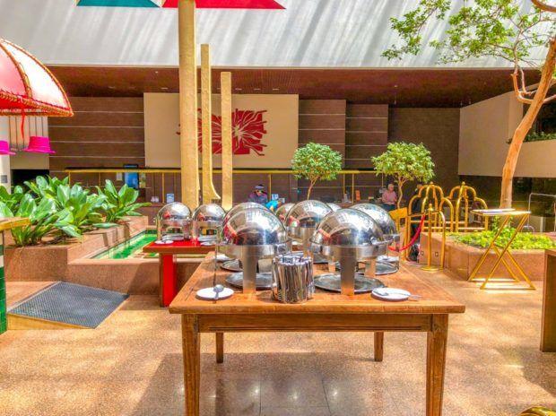 Restaurante Ipê do Castro's Hospedagem em Goiânia