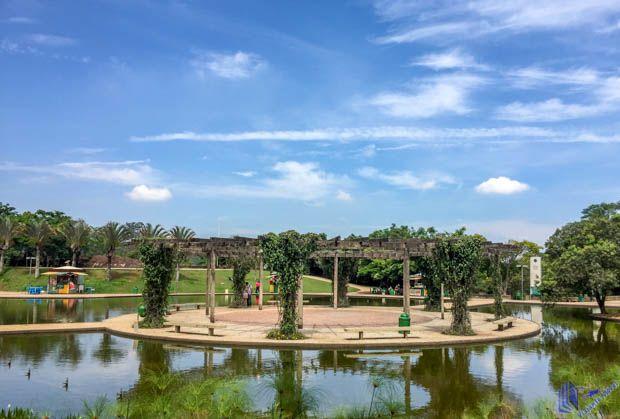 Parque das Mangabeiras - Belo Horizonte
