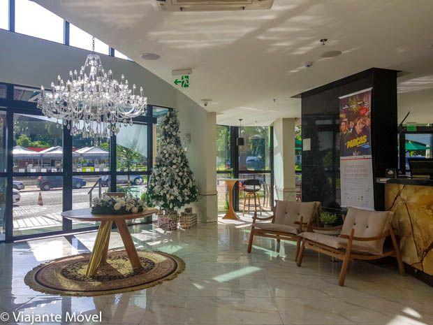 Holiday Inn - Onde ficar em goiânia
