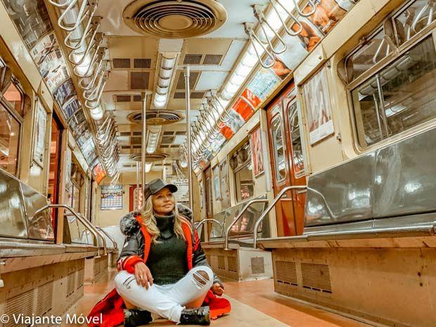 Museu do Trânsito em New York
