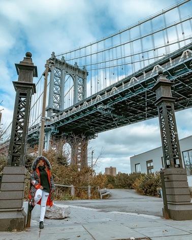 cinco spots incríveis em Nova York para fotos tumblr para instagram- Dumbo Brooklyn