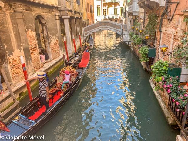 Como chegar e se locomover em Veneza