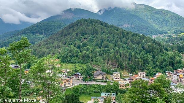 Descubra Pieve di Cadore: uma cidade encantadora no norte da Itália