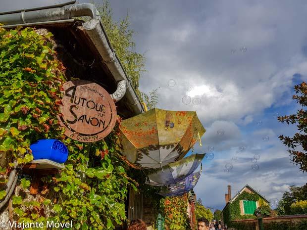 Giverny na França