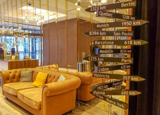 Hotel Gran Via 25 Madrid Andaluzia: roteiro de viagem