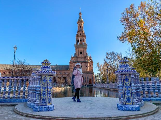 Andaluzia: Sevilha Espanha