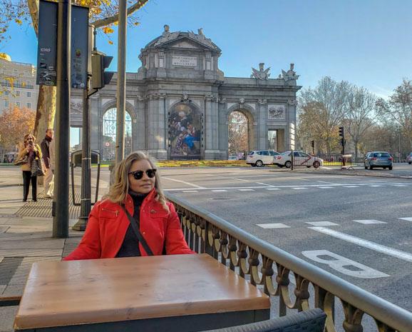 Puerta de Alcalá Madrid Andaluzia: roteiro de viagem