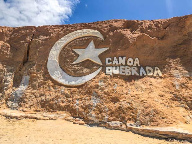 Simbolo Canoa Quebrada
