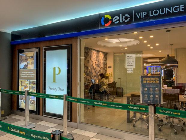 Advantage VIP Lounge no Aeroporto de Congonhas