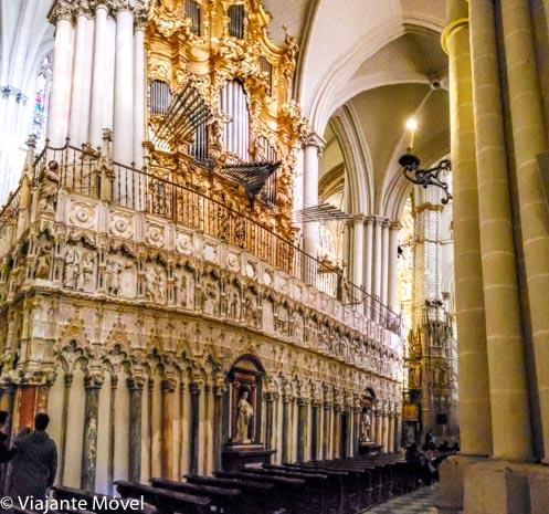 Catedral de Toledo - O que fazer
