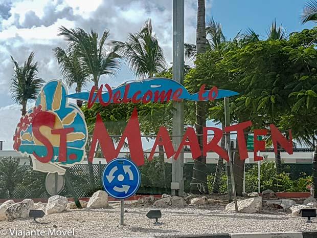 Como chegar em St. Maarten