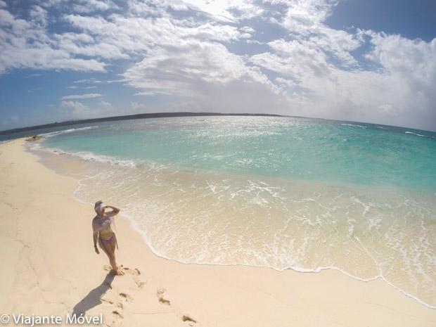 Anguilla a ilha do Caribe com vibe de paz e tranquilidade.