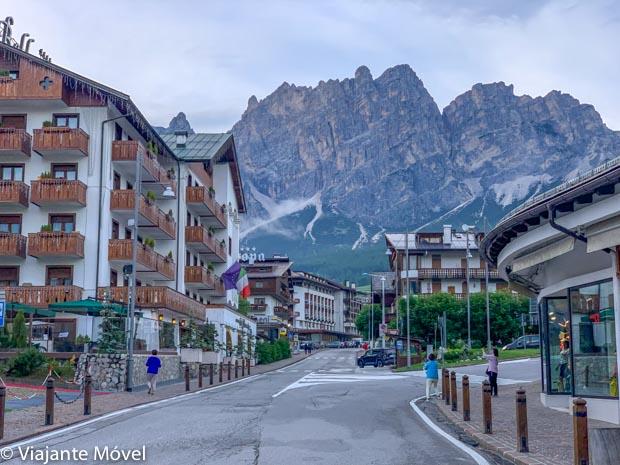 O que fazer em Cortina d'Ampezzo