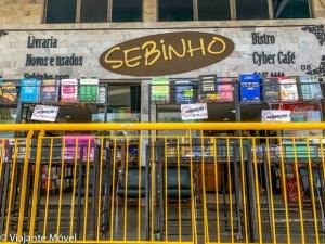 Onde comprar livros em Brasília