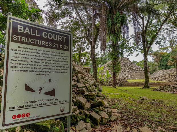 O que fazer em Belize: Ruinas Maia Lubaantun em Belize