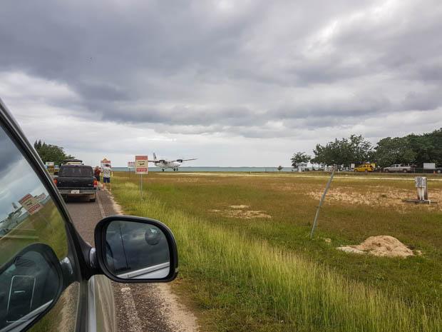 Como chegar em Belize