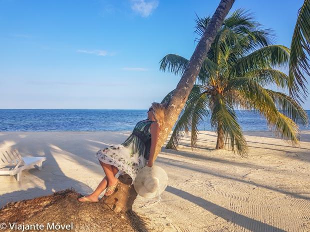 Praias de Belize