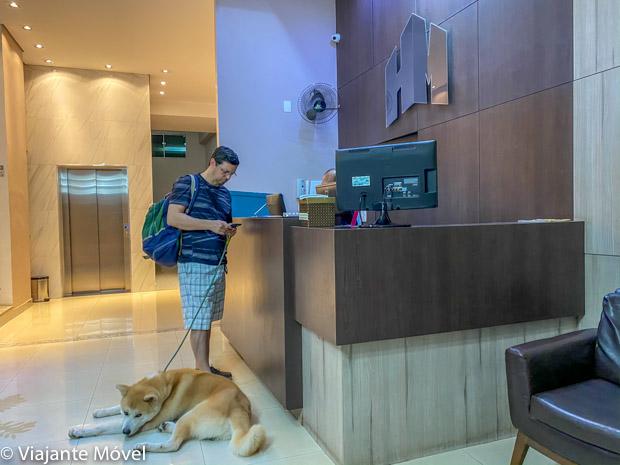 Hotel Minas em Três Maria Pet friendly