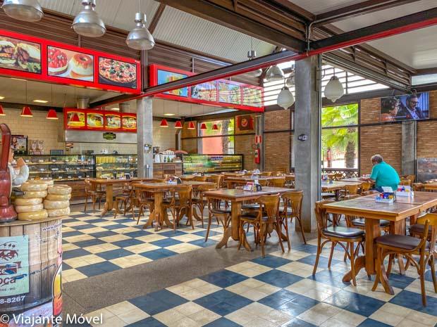 Restaurante Estância Real na BR-040 Minas Gerais