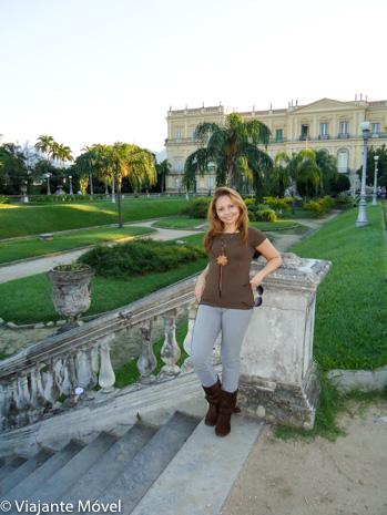 Tour pelos Museus do Brasil