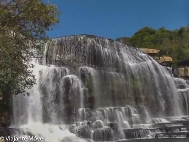 Cachoeira do Guará - O que fazer em Três Marias