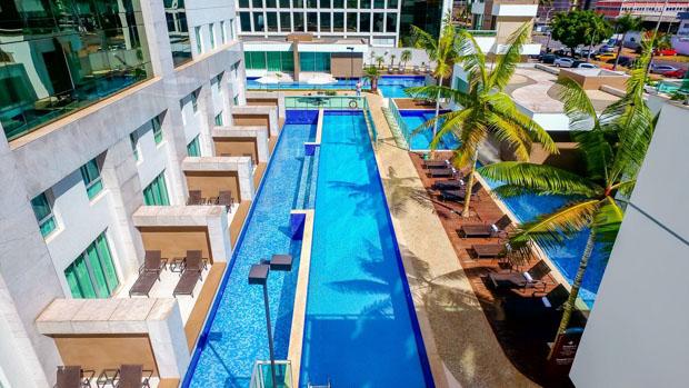 Hotel Romântico em Brasília
