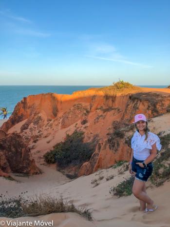 O que fazer em Morro Branco no Ceará