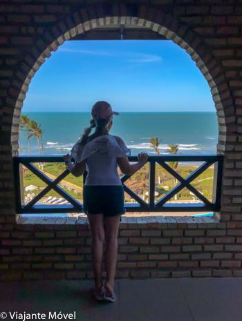 O que fazer na praia das fontes no Ceará