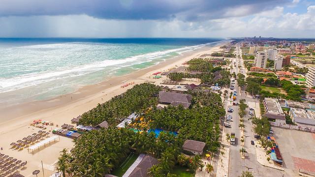Melhores praias do litoral leste do Ceará
