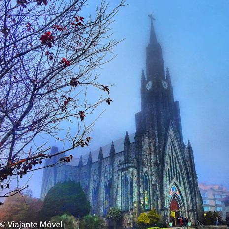 O que fazer em Canela, na Serra Gaúcha: Catedral de Pedra